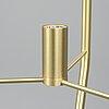 A contemporary 'arborescence' floorlamp by hervé langlais for cvl luminaires.