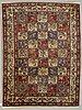 A carpet, bakthiari, ca 299 x 201 cm.