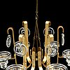Bertil vallien, chandelier, boda, second half of the 20th century.