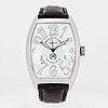 "Franck muller, casablanca, ""10th anniversary"", wristwatch, 39,5 x 47 (55) mm."