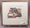 Siri rathsman, 5 st, litografi, sign o mest ea.