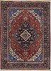 A carpet, semi-antique, eastern europe, ca 387 x 280 cm.
