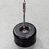 Achille castiglioni & pio manzÙ, a 'parentesi' lamp from flos, italy.