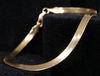 Ring samt armband, guld, tot vikt, 7g.