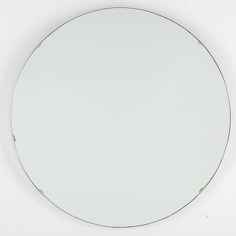 Speglar, två stycken, 1900-talets mitt.