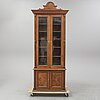 A late 19th century cabinet.