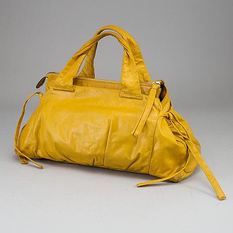 Gucci, tote bag.