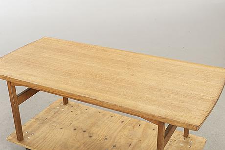 Tove och edvard kindt larsen, coffe table , modell nr 125 seffle möbelfabriksoffbord,