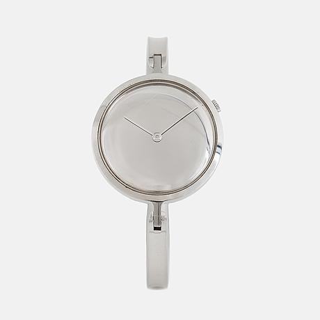 Vivianna torun bÜlow-hÜbe,wristwatch, georg jensen / chopard, 33 mm.