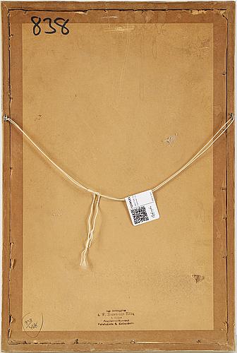 Aristide maillol, litografi, signerad i trycket.
