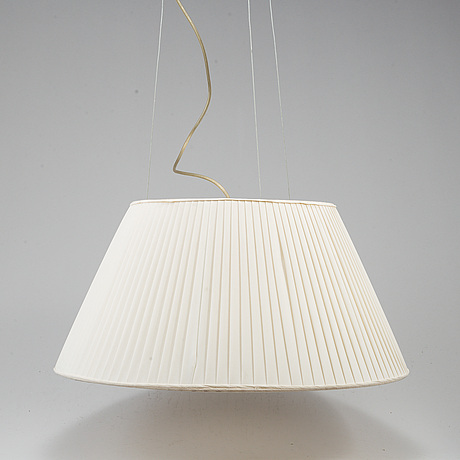 Philippe starck, a 'romeo soft s2' ceiling light, flos, italy.