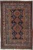 A rug, semi-antique bidjar, ca 200 x 137 cm.