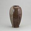 A stone vase.