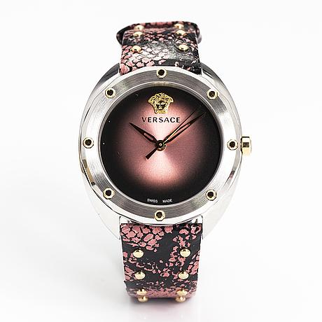 Versace, shadov, armbandsur, 38 mm.