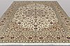 A carpet, keshan, ca 400 x 304 cm.