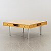 A coffee table ca 2000.