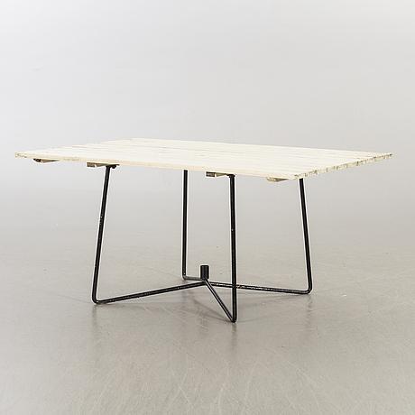 TrÄdgÅrdsbord 1900-talets mitt.