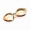 A 14k gold bracelet by einari ailio, jyväskylä.