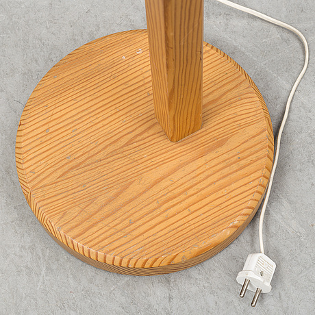 A 1960s swedish floor lamp.