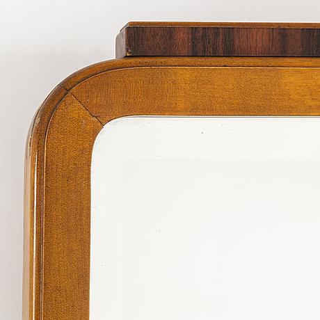 A mid 20th century mirror.
