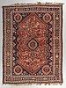A rug, semi-antique kashgai, ca 210 x 159 cm.