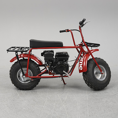 Supreme coleman ct200u mini bike, 2017.