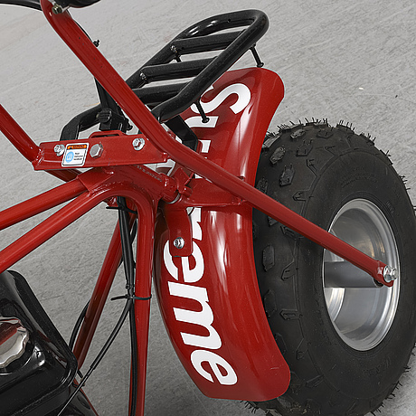 Supreme coleman ct200u mini bike, moped, 2017.