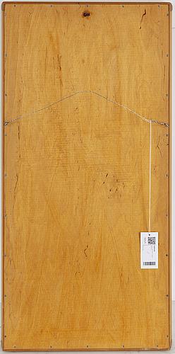 Carl malmsten, a pine mirror, 1960's.