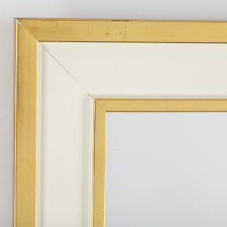 A mid 20th century mirror.