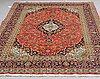 A carpet, kashan, ca 304 x 205 cm.