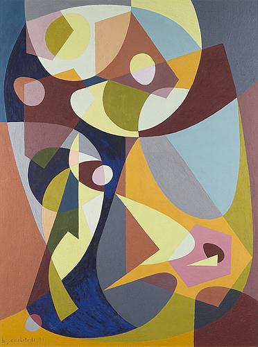 "Birger carlstedt,""composition""."