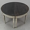 VÄggbord, ett par, 1800-talets mitt.