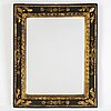 A 17th/18th century baroque frame.