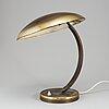 Christian dell, a table light gebr. kaiser & co, germany, 1930's.