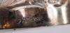Ljusstakar, ett par, silver. petter wigren, malmö 1848.