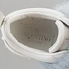 """Valentino, """"mink fur sneakers"""", size 36,5."""
