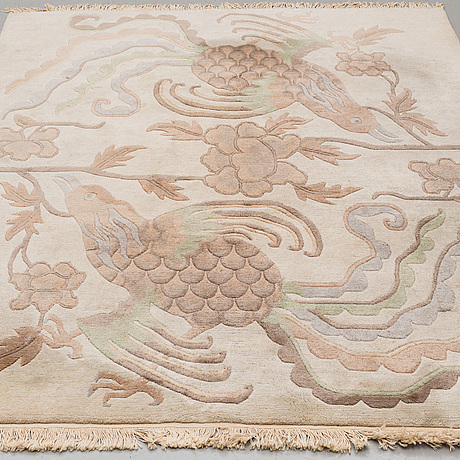 A carpet, old tibet, 240 x 170 cm.
