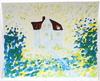 Peter dahl, färglitografier, 2 st. sign och numr.