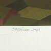 Jorge castillo, pigment print, 2013, signed ea 3/5.