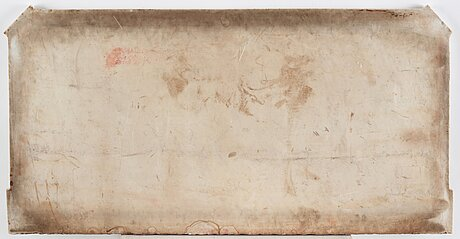 A late gustavian writing commode.
