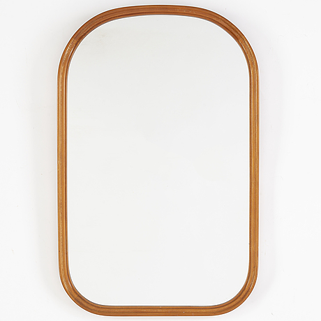 A swedish modern mirror from mid 20th century.