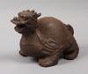 Skulptur, järn. orientalisk, 2000-tal.