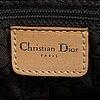 Christian dior, lady dior east/west handbag.