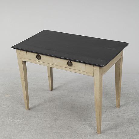 Skrivbord, 1800-talets första hälft.