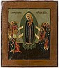 A late 19th century central russian icon.