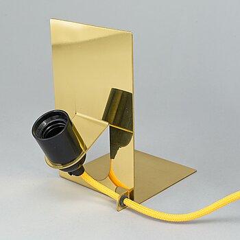 "ANDREAS MARTIN-LÖF, a ""Libary lamp, Studio Item No 02"", Andreas Martin-Löf X Monocle, UK 2012. Limited edition of 200."