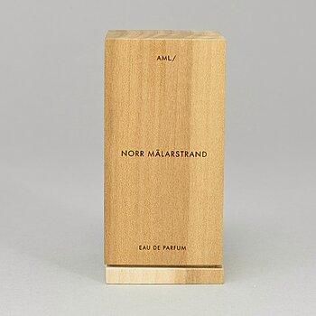 """ANDREAS MARTIN-LÖF, """"Norr Mälarstrand"""", eau de parfum,  limited edition of 50 bottles, 2018."""