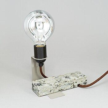 "ANDREAS MARTIN-LÖF,   ""a Reflector Lamp, Studio item No 03"", AML Studio 2013. Limited edition of 30."
