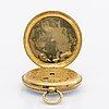 Pocketwatch - robin Á paris, france 1830's-40's, diam c 32 mm.