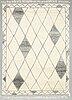 A carpet, morocco design, ca 245 x 175 cm.